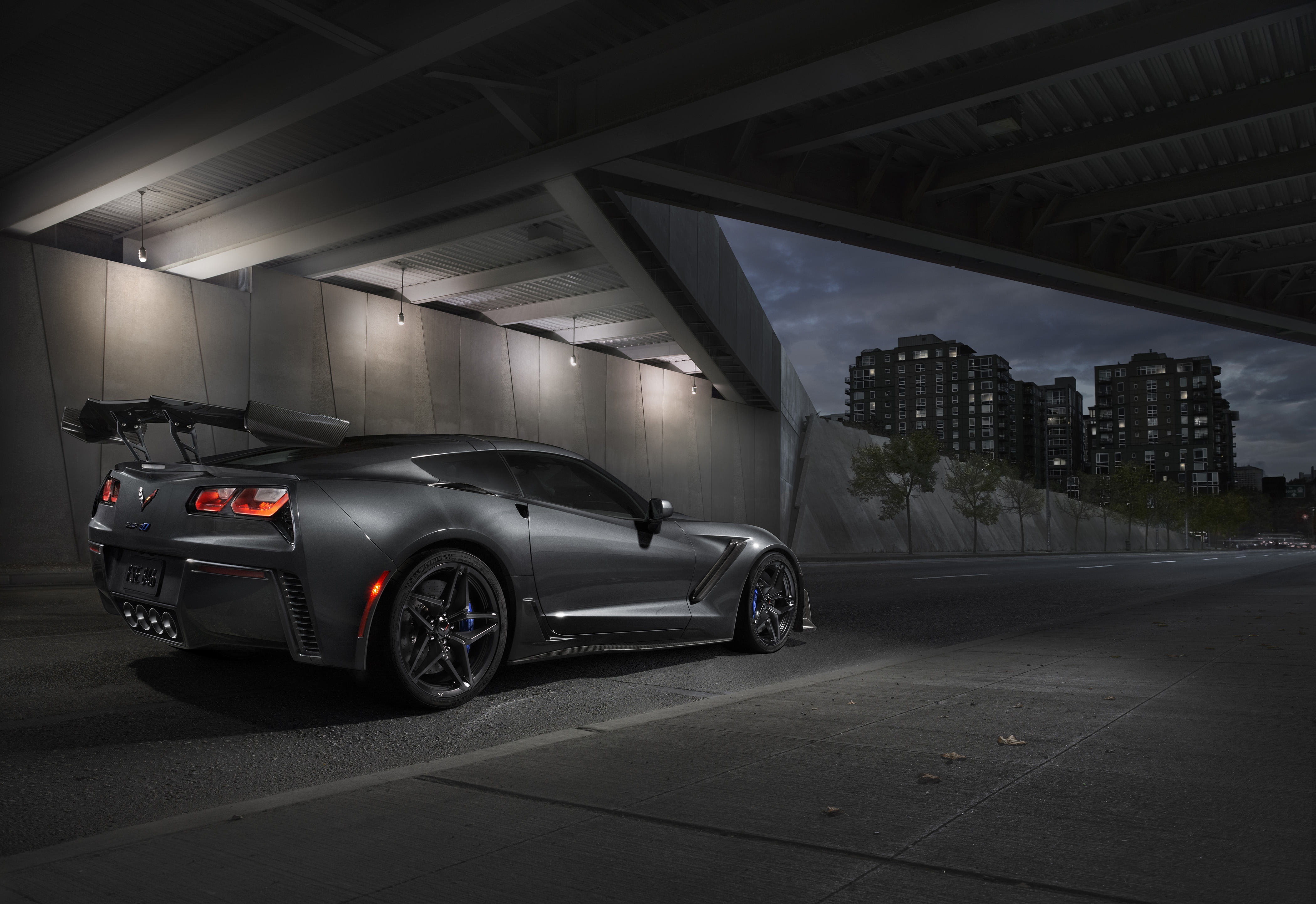 ... Click To Enlarge Image 2019 Chevrolet Corvette ZR1 004 ...