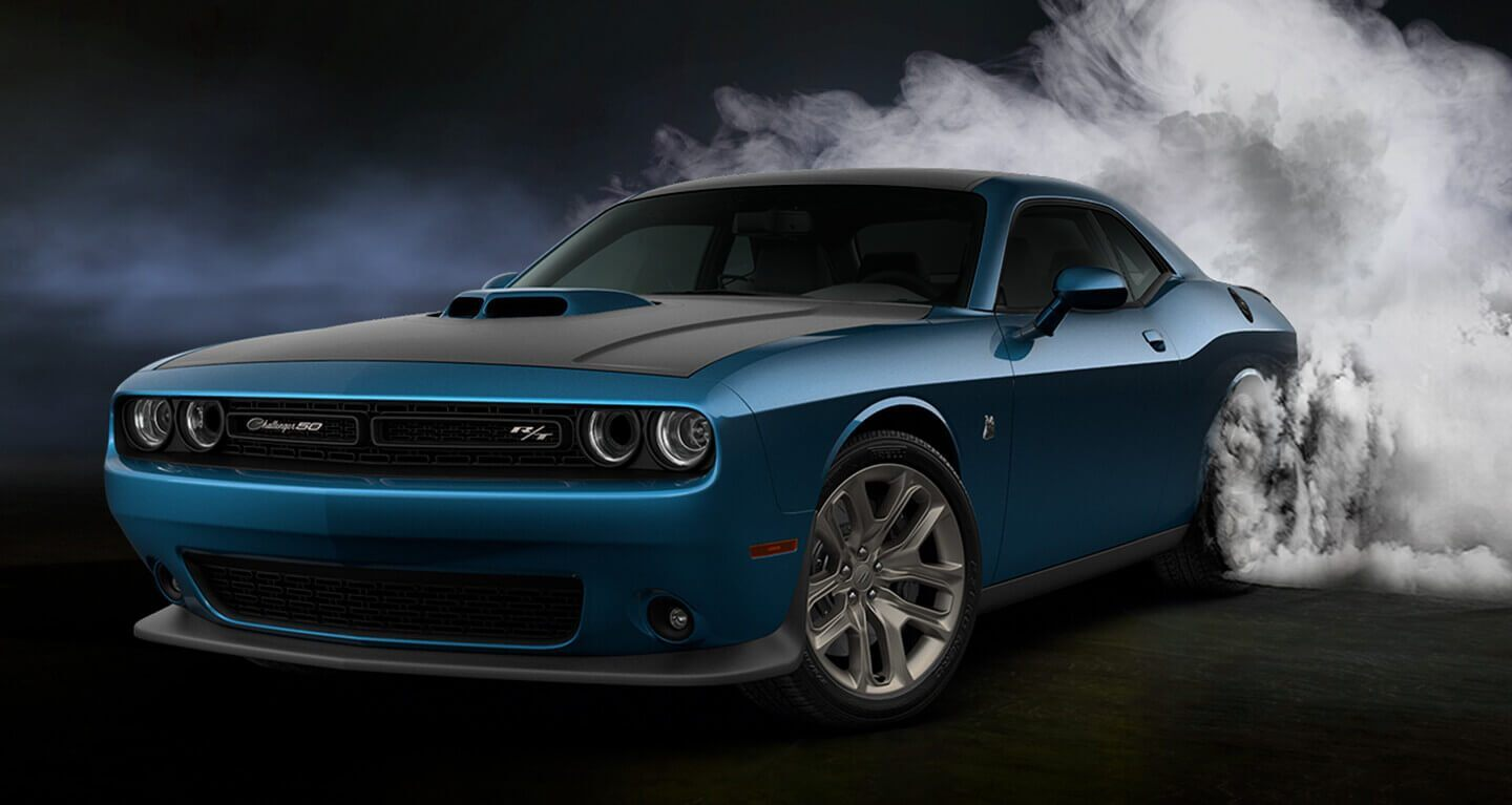 Dodge Challenger American Muscle Cars Performax International